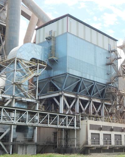 Hon Chong Cement Plant