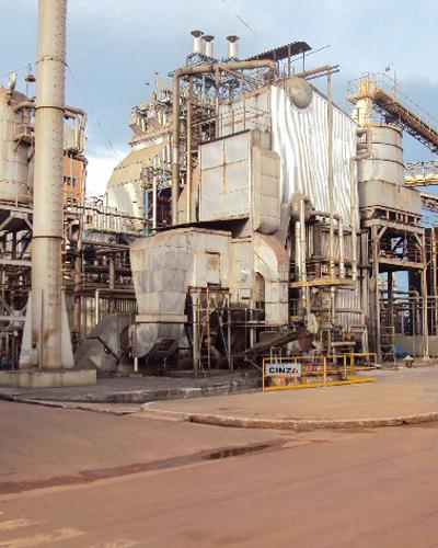 ADM's Rondonópolis Biodiesel Plant in Brazil