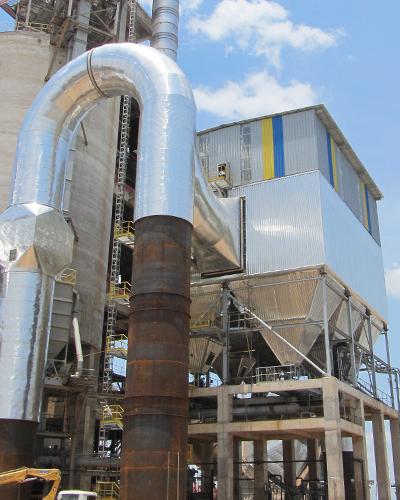 Cuiaba Cement Plant