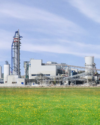 Çumra Sugar Factory Bio Ethanol Plant
