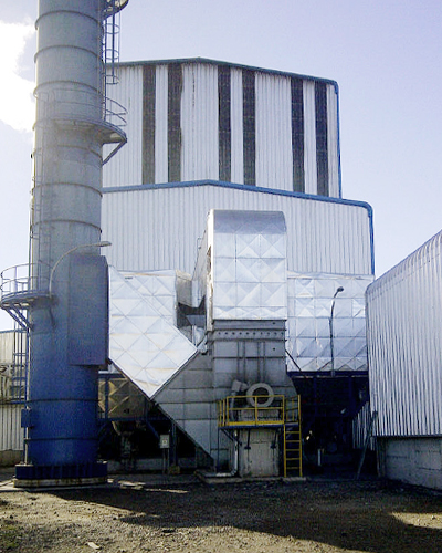 Lautaro II Forest Biomass Plant