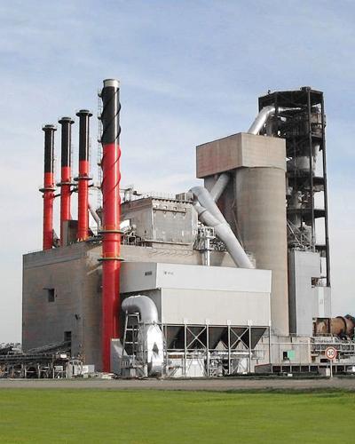 Le Havre - Saint Vigor Cement Plant