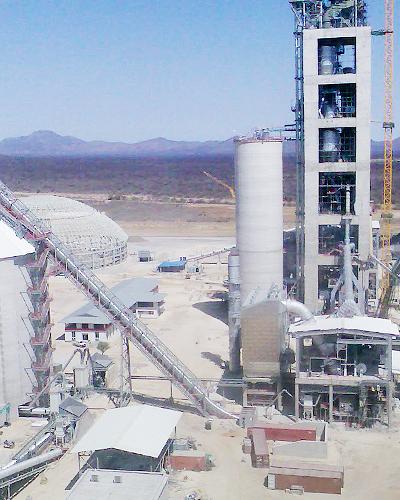Ohorongo Cement Plant