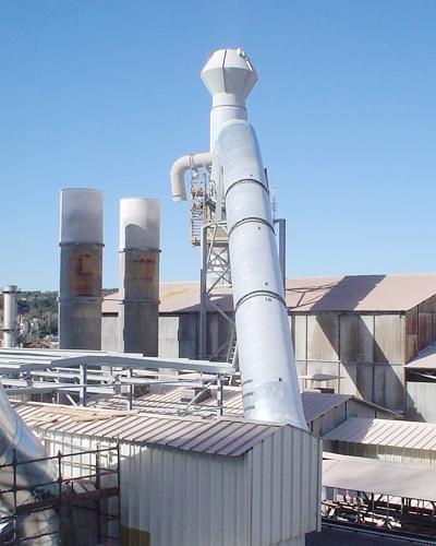 Aluminium Pechiney Production Facility