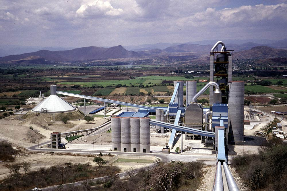Cemento Moctezuma's Tepetzingo facility