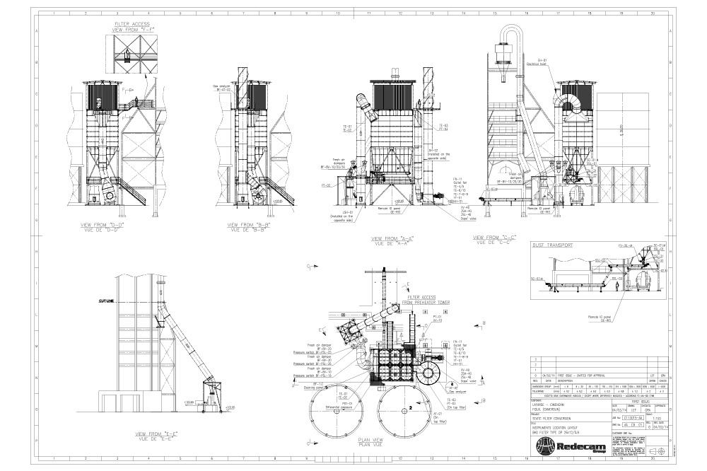 Cameroon Lafarge schematic