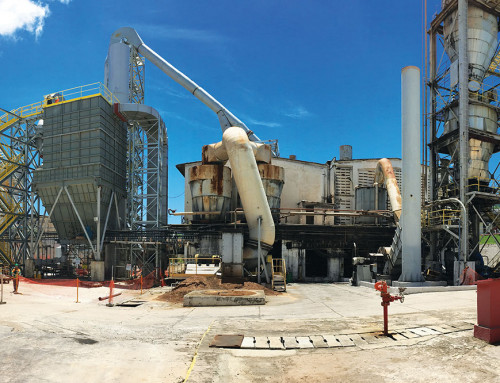 Redecam Commissions Air Filtration System for Votorantim Cimentos in Brazil