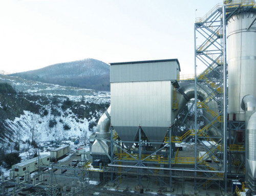 Redecam Commissions APC System at Roanoke Cement Company in U.S.A.